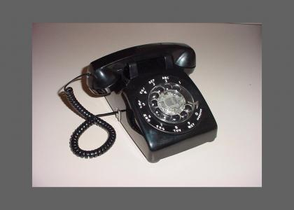 Mr. Rogers' Phone