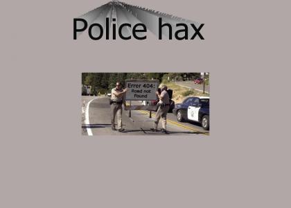 Error 404: Police