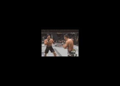 Epic Kick Maneuver