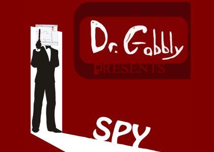 Secret Agent Gabbly