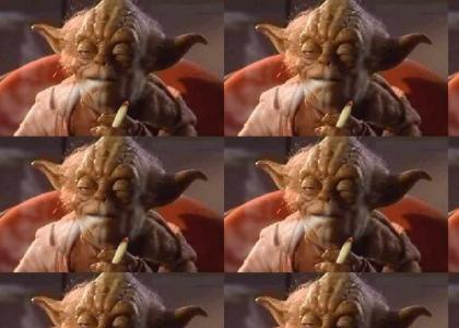 Smoke it Yoda
