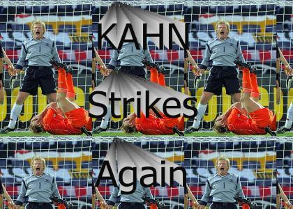 A Different Brand of KAHN!!!!