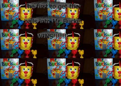 Mister Bucket