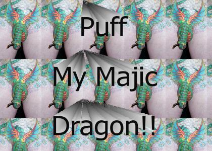 puff the dragon