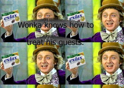Wonka's Laxatives