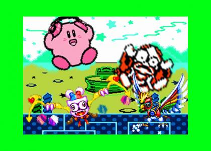 KIRBYTMND: Dream in Nightmare Land