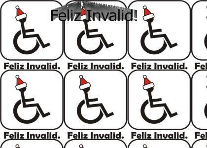 Feliz  Invalid