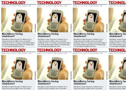 O RLY? Blackberry