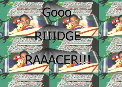 Go Ridge Racer!