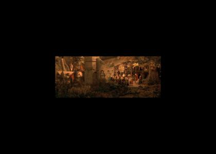 The Council of Elrond's New Plan- Lord of the Rings- LOTR