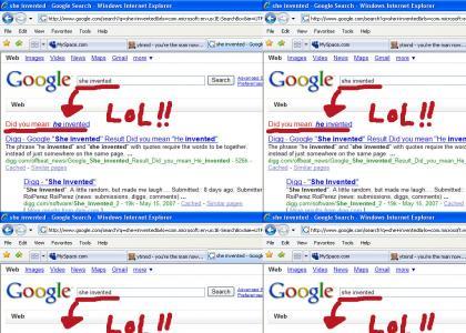 Google is sexist