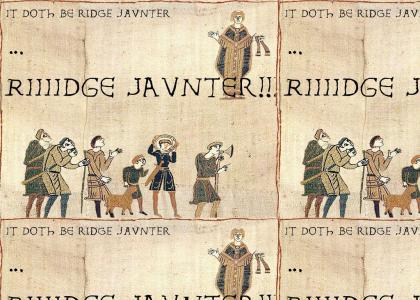 Ridge Racer's Medieval Announcement
