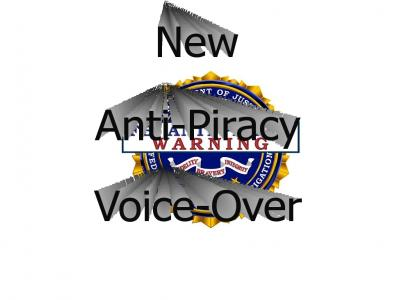 Anti-Piracy Voice-Over