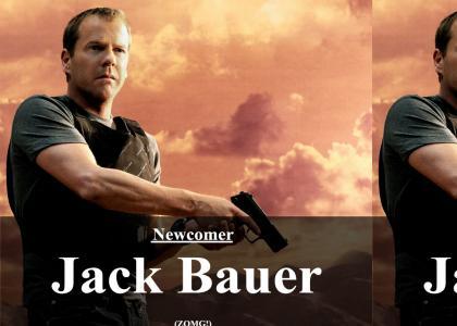 SSBM newcomer > Chuck Norris