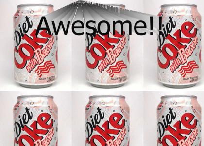 The new Diet Coke!