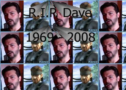 RIP David Hayter...