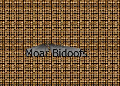 Bidoof Rain