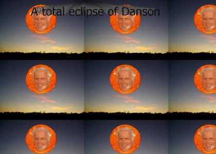 A total eclipse of Danson