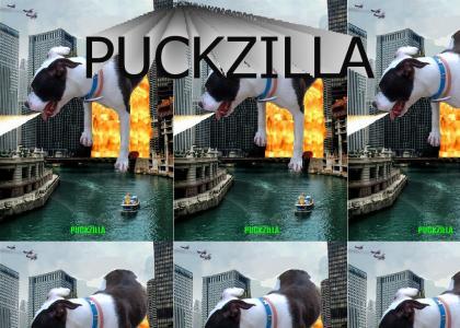 Puckzilla