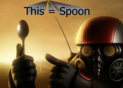 Legendary Spoon