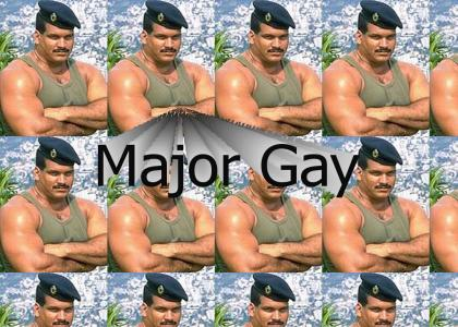 Major Gay