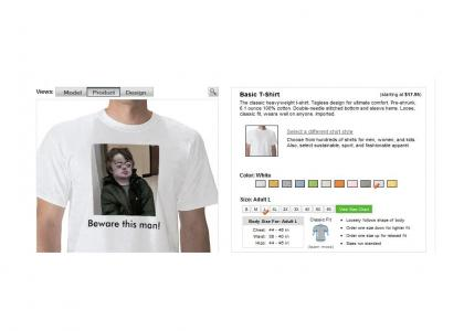 Brian Peppers T-SHIRT?!?!?!?!