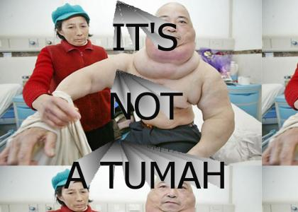 It IS a tumah