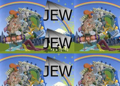 The Jew of All Cosmos