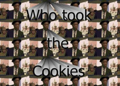 RANDOMTMND: Morgan Freeman's Epic Cookie Hunt !