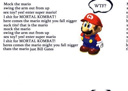 German Mario interpratation