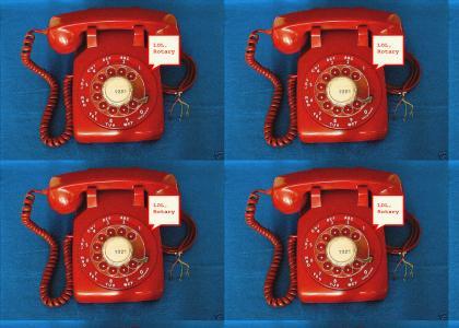 LOL Rotary Phone