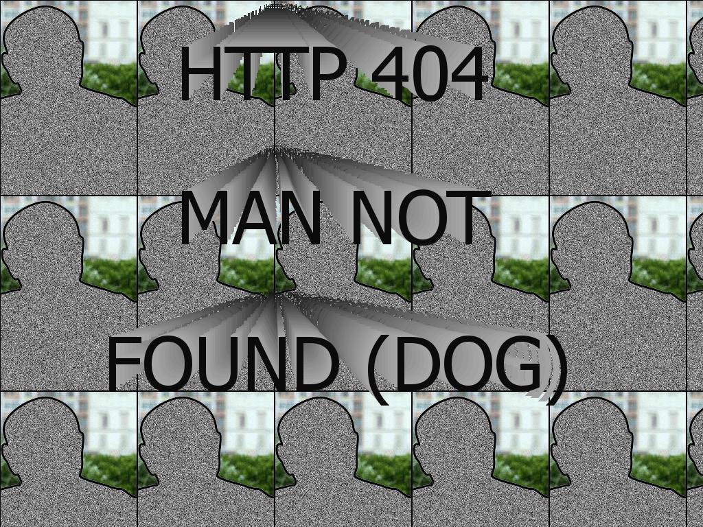 mannotfounddog