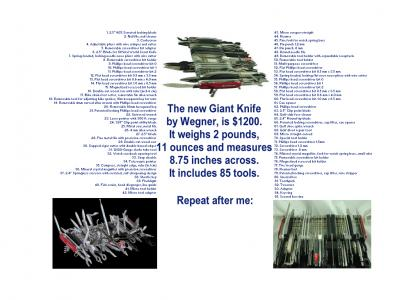 WTF Knife