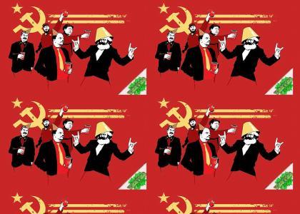 YESYES: OMG Secret Islamic Communist Party