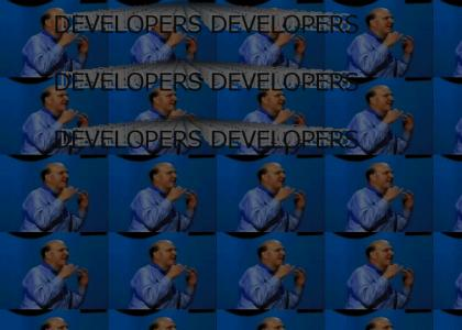 DEVELOPERS DEVELOPERS DEVELOPERS DEVELOPERS (refresh after loaded)