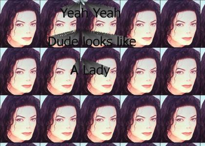 Dude looks like a Lady