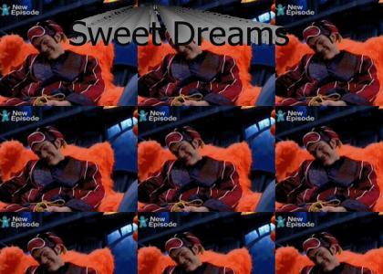 Robbie Dreams of Love