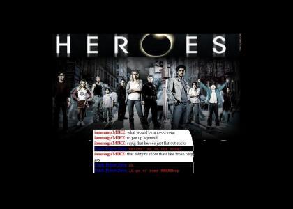 Heroes is Gehy