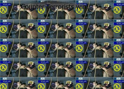 Counter-Terrorists, Saddam loses