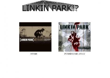 Linkin Park steals from...
