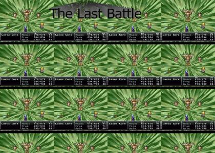 Chrono Trigger-The Last Battle