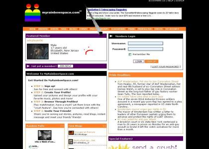 Lesbian myspace user profiles