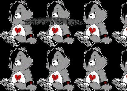 Cuts-a-Lot Bear