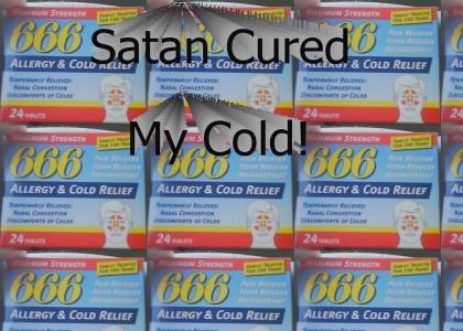 SATAN CURED