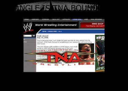 Angle is TNA bound