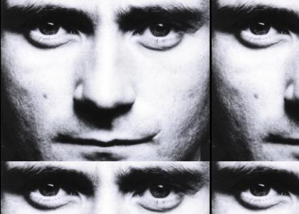 Phil Collins Stares Into Your Soul
