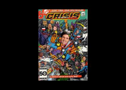 FP Comics presents Crisis on Infinite Polands (VOTE 5)