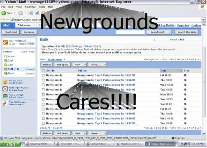 Newgrounds DOES care!