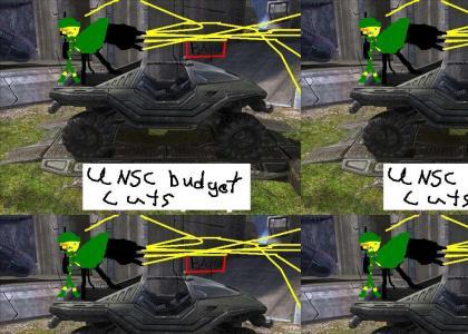 UNSC Budget Cuts