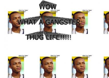 Bow Wow is a THUG!